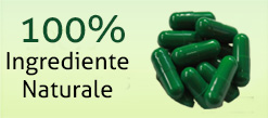 100% ingrediente naturale