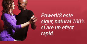 Power V8® - produs 100% natural